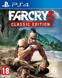 Far Cry 3 Classic Edition uncut (PS4)