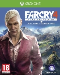 Far Cry 4 Complete Edition uncut (Xbox One)
