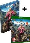 Far Cry 4 Limited Steelbook Edition AT uncut inkl. 5 Preorder DLCs (Xbox One)