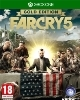 Far Cry 5 [Limited Gold AT uncut Edition] inkl. 10 Preorder DLCs + Far Cry 3 Remastered