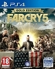 Far Cry 5 [Limited Gold AT uncut Edition] inkl. 10 Preorder DLCs + Far Cry 3 Remastered (PS4)