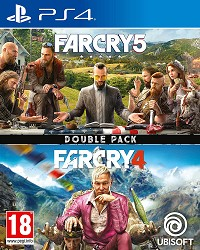 Far Cry 5 + Far Cry 4 uncut (PS4)