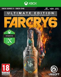 Far Cry 6 Ultimate Bonus Edition AT uncut (Xbox One)