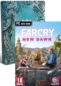 Far Cry New Dawn Limited Steelbook Edition uncut (exklusiv) inkl. Bonus (PC)
