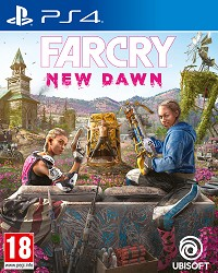 Far Cry New Dawn uncut (PS4)