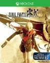Final Fantasy Type-0 HD Bonus AT Edition inkl. FF XV Demo (Xbox One)