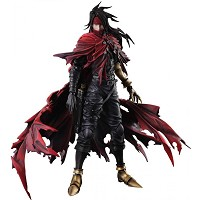 Final Fantasy VII Dirge of Cerberus Actionfigur Vincent Valentine (27 cm) (Merchandise)