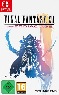 Final Fantasy XII The Zodiac Age (Nintendo Switch)