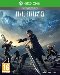 Final Fantasy XV (Final Fantasy 15) Bonus Edition (Xbox One)