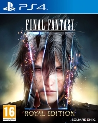 Final Fantasy XV (Final Fantasy 15) AT Royal Edition (PS4)