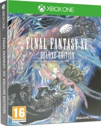 Final Fantasy XV (Final Fantasy 15) Limited Deluxe Edition inkl. 7 Boni (Xbox One)