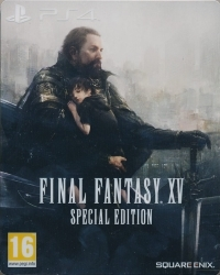 Final Fantasy XV (Final Fantasy 15) Special Steelbook Edition (PS4)