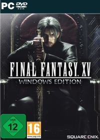 Final Fantasy XV (Final Fantasy 15) Windows Edition (PC)