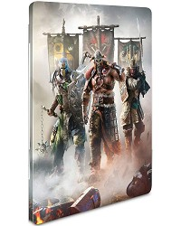 For Honor Sammler Steelbook