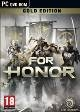 For Honor Gold Edition AT uncut + 6 Bonus DLCs (PC)