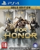 For Honor Gold Edition AT uncut + 6 Bonus DLCs (PS4)