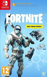 Fortnite Deep Freeze Bundle (Nintendo Switch)
