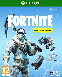 Fortnite Deep Freeze uncut Bundle (Xbox One)