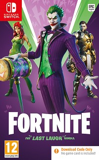 Fortnite The Last Laugh Bundle (Code in a Box) (Nintendo Switch)