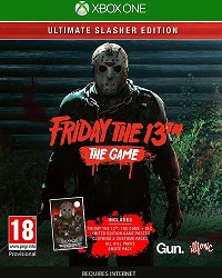 Friday 13th Ultimate Slasher Edition uncut (Xbox One)