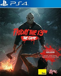 Friday The 13th The Game Bonus Edition uncut (PS4)