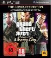 GTA 4 - The Complete Edition uncut + Episodes (PS3)