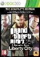 GTA 4 - The Complete Edition uncut + Episodes (Xbox360)