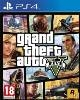GTA 5 - Grand Theft Auto V Bonus AT uncut (PS4)