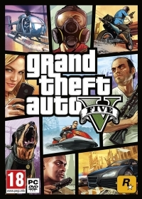GTA 5 - Grand Theft Auto V Bonus uncut (PC)