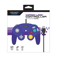 GameCube Wired USB Controller PC/Mac (Blau) (PC)