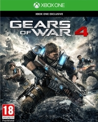 Gears Of War 4 uncut Standard Edition (Xbox One)
