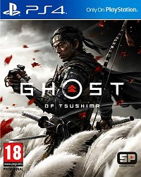 Ghost of Tsushima EU Standard Edition uncut (PS4)