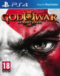 God Of War 3 Remastered PEGI - Cover beschädigt (PS4)