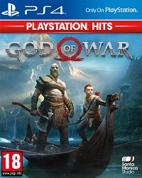 God Of War 4 Playstation Hits uncut (PS4)