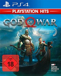 God Of War 4 uncut (USK) (Playstation Hits) (PS4)