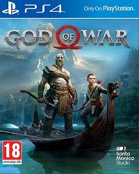 God Of War 4 PEGI uncut (PS4)