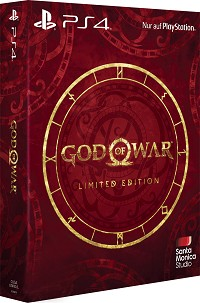 God Of War [Limited uncut Edition] + 4 Bonus DLCs (PS4)
