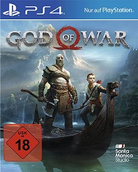 God Of War 4 Standard uncut USK (PS4)