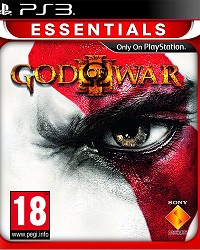 God Of War 3 Essentials uncut Edition (PS3)