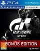 Gran Turismo: Sport Day 1 Bonus Edition (PS4)