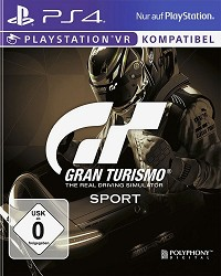 Gran Turismo: Sport Day 1 Edition - Cover beschädigt (PS4)
