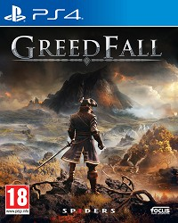 GreedFall uncut (PS4)