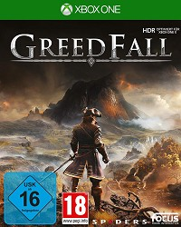 GreedFall uncut (Xbox One)