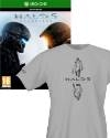 Halo 5: Guardians D1 Edition uncut inkl. Preorder DLC + T-Shirt (Xbox One)