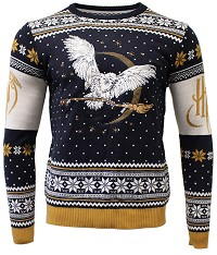 Harry Potter Hedwig Xmas Pullover