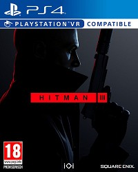 Hitman 3 Limited Bonus Edition uncut + Reisepass (PS4)