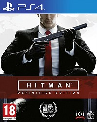 Hitman: Definitive Edition uncut (PS4)