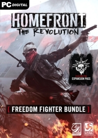 Homefront: The Revolution Freedom Fighter Bundle [uncut Edition] (PC Download)