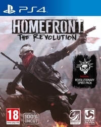 Homefront: The Revolution uncut inkl. DLC Bonus Pack (PS4)