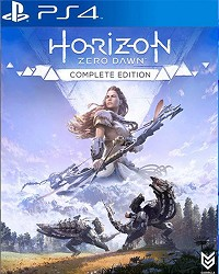 Horizon: Zero Dawn Complete US uncut Edition (PS4)